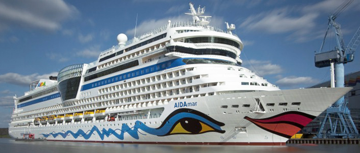 AIDAmar | Built by MEYER WERFT