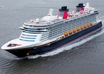 Disney Wish New Ship Meyer Werft